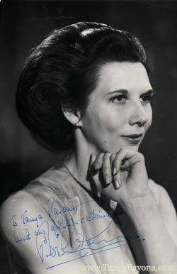 Dame Beryl Grey